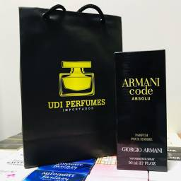 Título do anúncio: Perfume Armani Code Absolu Giorgio Armani Pour Homme Parfum Absolute