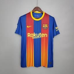 Título do anúncio: Camisa de Time Barcelona