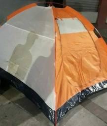 barraca de acampamento? (seminovo) NAUTIKA (FALCON 3)  (valor $230) tel: *