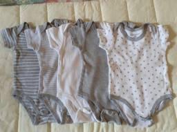 Bodys para bebê