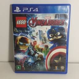 Lego Marvel Vingadores PlayStation 4
