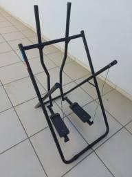 Simulador de caminhada/aparelho de ginastica/ elíptico de caminhada