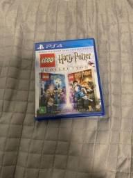 (usado) Ps4 jogo Lego Harry Potter Colection