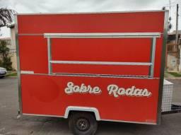 Aluguel trailer food truck 3x2