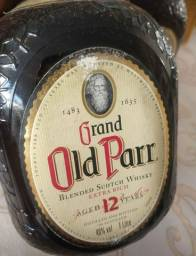 Título do anúncio: Whisky Red Label, Old Parr