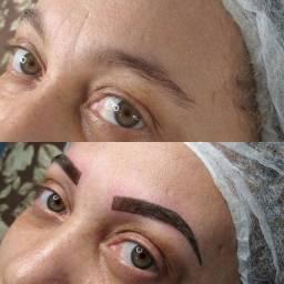 Micro de sobrancelhas