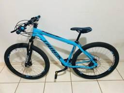 Vendo Bicicleta Aro 29 usada apenas três vezes