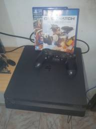 Playstation 4 slim 500gb super conservado