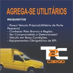T2C Cargo Agrega Motoristas - Utilitários