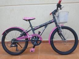 Bike Caloi Ceci Barbie Doll