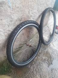 Vmax com pneu e Câmara de ar