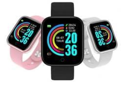 relógio digital D20 novos produtos de ótima qualidade