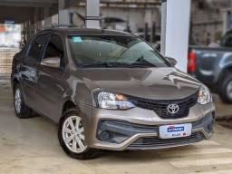 Título do anúncio: Etios 1.5 Plus sedan Automático 2020  com 5.700 km