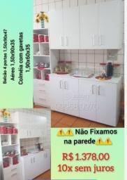Móveis para sua cozinha 100% MDF