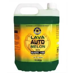 Melon Shampoo Automotivo Super Concentrado 1:400 5lt EasyTech