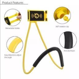 Suporte Universal Celular Phone Holder Lazy Neck