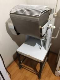 Maquinário para produção de massas caseira