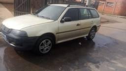 Vw - Volkswagen Parati - Leia a descrição - 2001