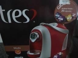 Cafeteira expresso modo três corações
