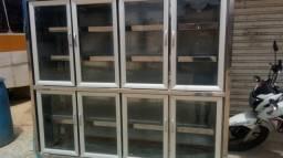 Vendo frizer vitrine troco