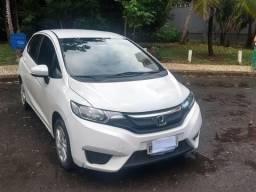 Honda fit 1.5 lx 16v flex 4p automatico - 2015