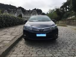Toyota corolla 2017 - único dono - 2017