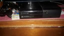 Troco Xbox 360 com 2 controles 500gb troco por Xbox one e ainda dou a diferença