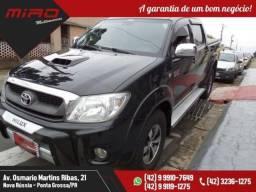 Toyota Hilux CD 4X4 SRV AUT 4P - 2009
