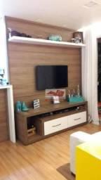 Apartamento lindo todo mobiliado!!
