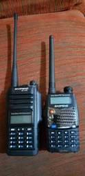 Rádios Baofeng