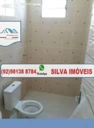 Casa Nova Pronta Pra Morar Cd Fechado 2qrts No Aleixo Px A Sefaz smtgf deafm