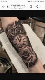 Promoção dw tatuagem