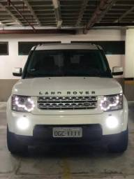 Land Rover Discovery 4 HSE 12/12 3.0 Bi-turbo impecável - 2012