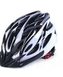 Capacete ciclista c/selo de segurança