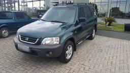 Honda Cr-v Si 2.0 - Tração 4X4 - Ano 2000 - Bem Conservada - 2000