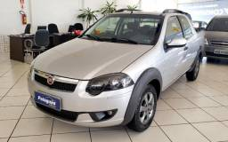 FIAT STRADA 1.6 MPI TREKKING CD 16V FLEX 3P MANUAL. - 2016