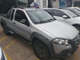 Fiat Strada Adv. Locker 1.8 CE 2009 COMPLETO - 2009