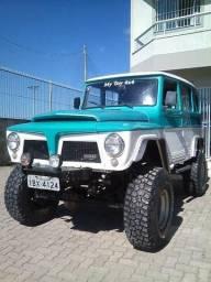 Rural 4X4 Jeep