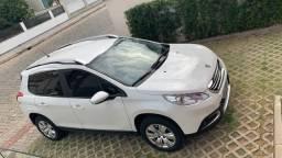 Barbada Peugeot 2008 50000 mil sem troca - 2017