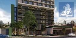 Apartamento com 1 dormitório à venda, 27 m² por r$ 1,00 - pinheiros - são paulo/sp