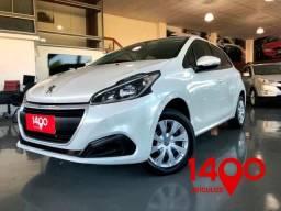Peugeot 208 1.2 ACTIVE 12V FLEX 4P - 2018