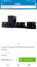 Home theater pht690 philco