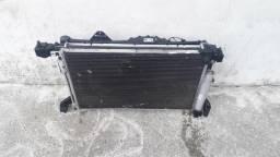 Kit radiador condensador e ventoinha spin