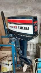 Motor ; enduro 25 Hp Yamaha - 1995