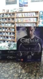 Dvd - Box Grimm - Da 1ª a 3ª temporadas - Originais - Usado