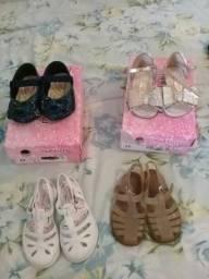 Vendo lote de sandália