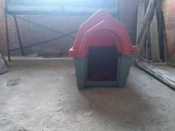 Casinha Clicknew para cães plástico tamanho p