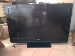 TV sony 42 polegadas para retirada de peças