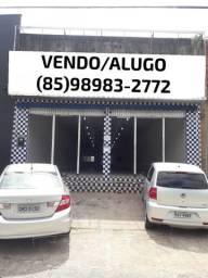 Vendo/alugo galpão de 450 m2 no João Paulo em São Luís Maranhão