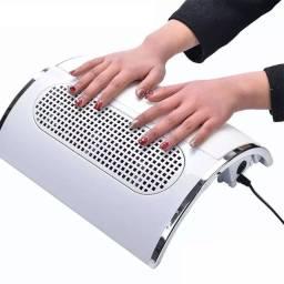 Coletor de pó para manicure